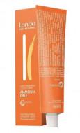 Крем-краска интенсивное тонирование волос Londa Color 3/0 темный шатен 60vk: фото