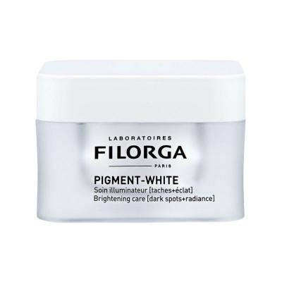 Крем осветляющий выравнивающий Filorga Pigment-White Brightening Care Dark Spots Radiance 50 мл: фото