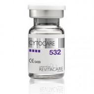 Материал дермальный для внутрикожной имплантации REVITACARE CytoCare 532 5мл: фото