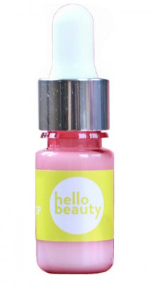 Сыворотка против расширенных пор с экстрактами льна и сельдерея Hello Beauty 30 мл: фото