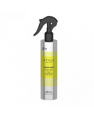 Спрей с морской солью Kaaral Style Perfetto Beachy Hair Sea Salt Spray. 200 мл: фото