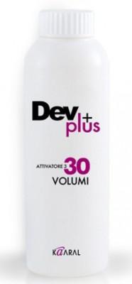 Осветляющая эмульсия Kaaral DEV PLUS 30 volume 9% 1000мл: фото