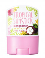 Солнцезащитный стик для лица It'S SKIN Tropical Sun Stick Mangosteen SPF50+ PA+++ 17 г: фото