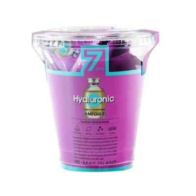 Сыворотка ампульная увлажняющая MAY ISLAND 7Days Hyaluronic Ampoule 3мл*12шт: фото