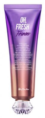 Крем для тела ЦВЕТОЧНЫЙ АРОМАТ ИРИСА EVAS Kiss by Rosemine Fragrance Cream Oh, Fresh Forever 140мл: фото