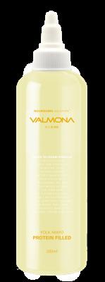 Маска для волос ПИТАНИЕ VALMONA Yolk-Mayo Protein Filled 200 мл: фото