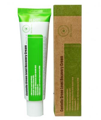 Крем успокаивающий с центеллой PURITO Centella Green Level Recovery Cream 50мл: фото